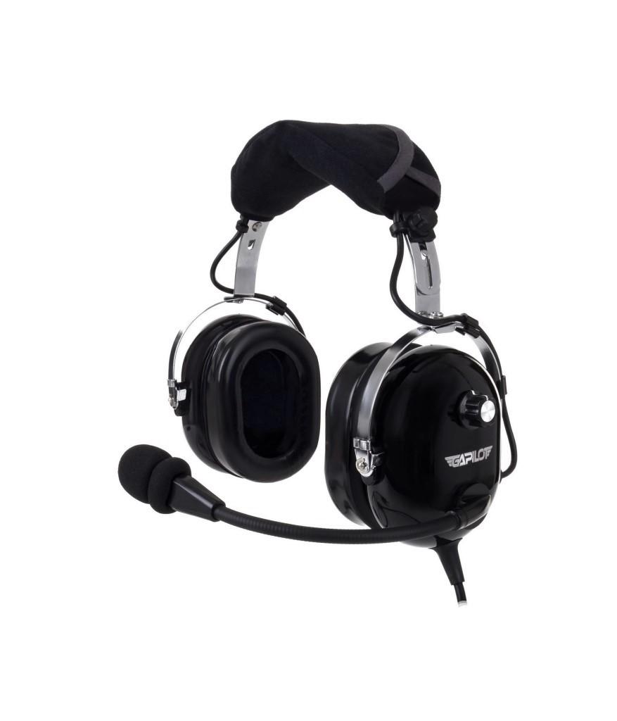Sluchawki lotnicze Deluxe
