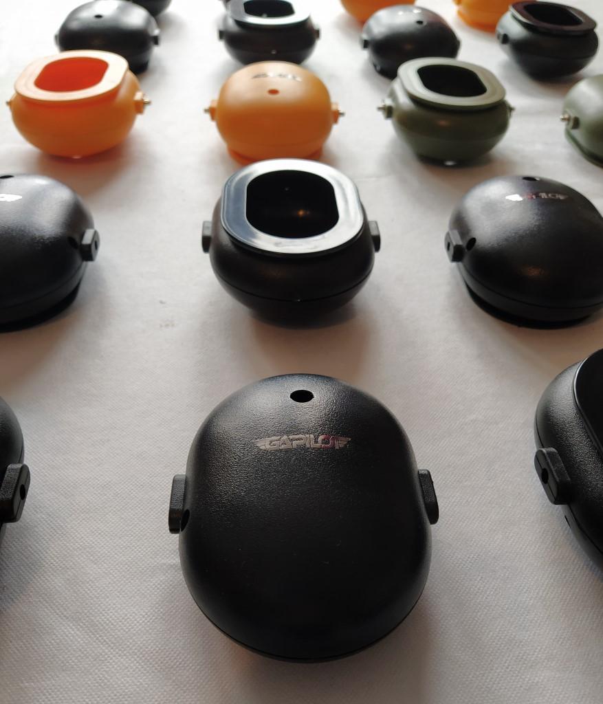 słuchawki lotnicze muszle do produkcji GAPILOT