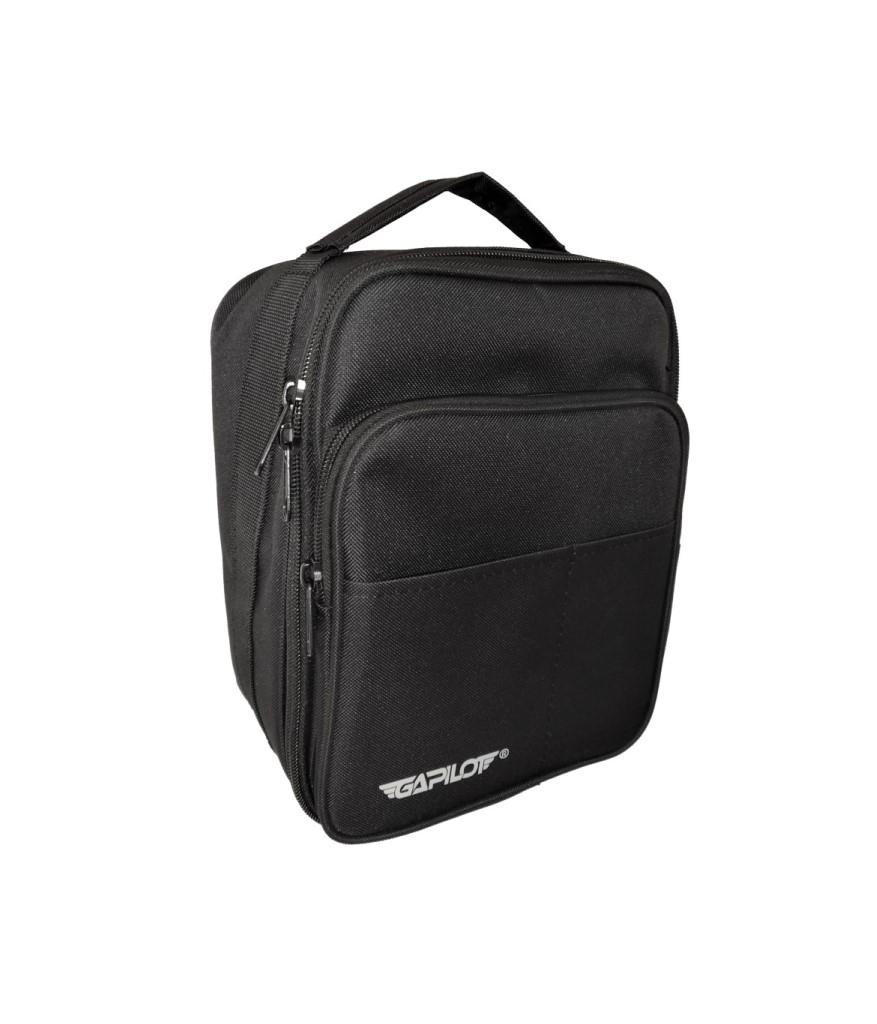 torba na sluchawki lotnicze GAPILOT czarna